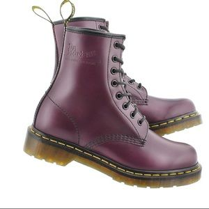 Dark Purple 1460 Dr Martens